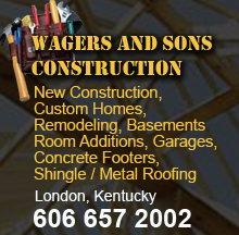 Wagers and Sons Construction